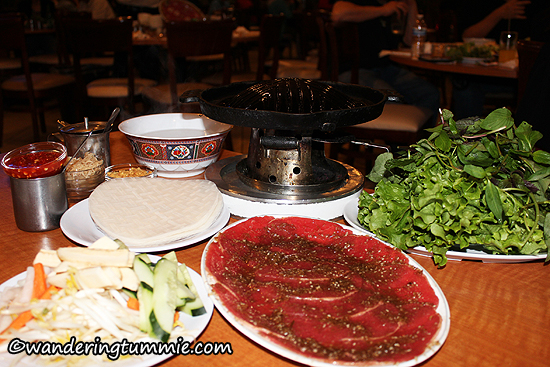 Thien An Westminster CA, veggies, vegetables, bo 7 mon, 7 courses of beef, seven courses beef, beef, steak, spring rolls, rice paper, fish, fried fish, whole fish, cod fish, vietnamese food, vietnamese restaurant