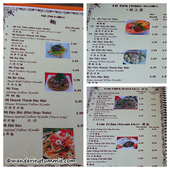 My Vi Mi Gia Garden Grove CA, menu, My Vi Mi Gia menu, banh da quay, rice sticks, noodle soup, noodle house, chinese vietnamese noodle, soup noodle, mi hoanh thanh, mi hai san, mi nuoc, chinese noodle house, vietnamese noodle house